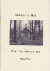 Image result for 'Mahler's Hut & Other Accommodations' by Alan Price